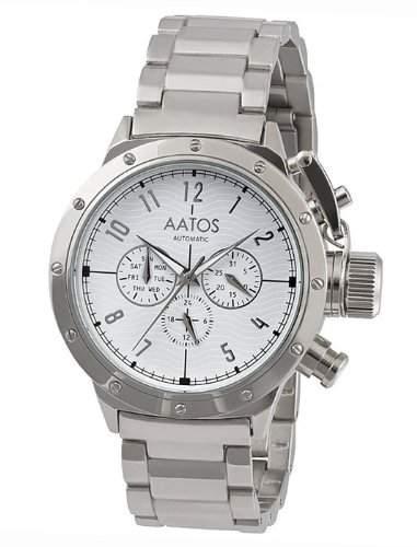 Aatos Herren Automatik Armband Uhr PaltusSSW