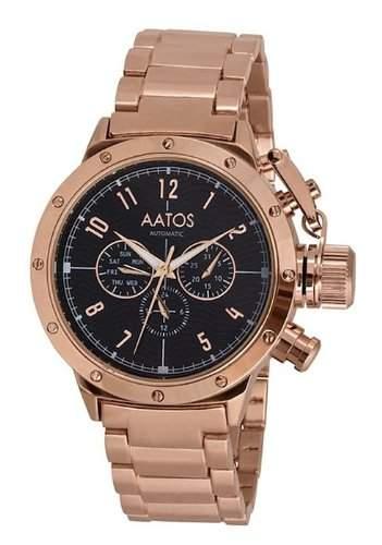 Aatos Herren Automatik Armband Uhr PaltusRgRgB