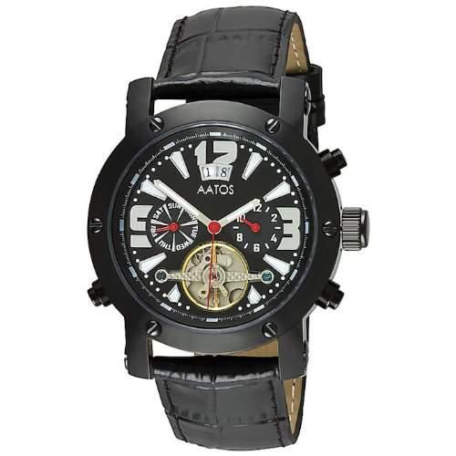 Aatos Herren Automatik Armband Uhr PrinosLBB