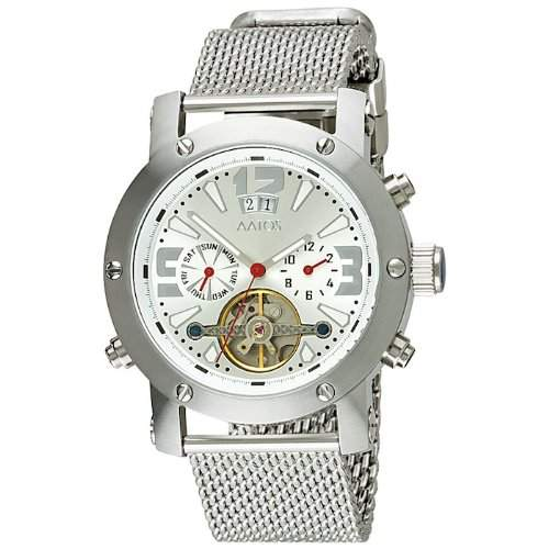 Aatos Herren Automatik Armband Uhr PrinosSSW