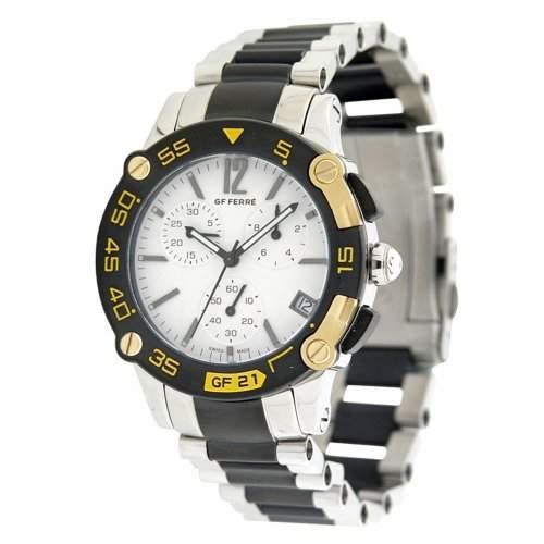 Gianfranco Ferré Herren-Armbanduhr GF 9002J02M