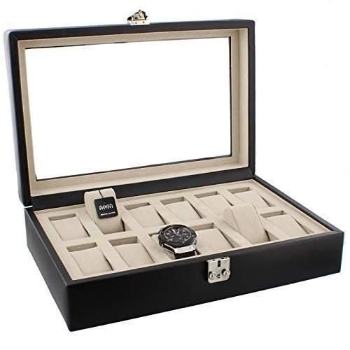Dulwich Designs Herren-Armbanduhr Leder 70603