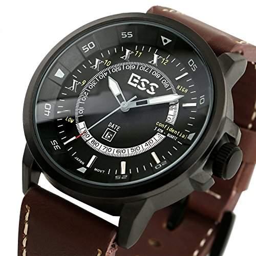 ESS Herrenuhr Fliegeruhr Herren Uhr Armbanduhr  WA053-ESS