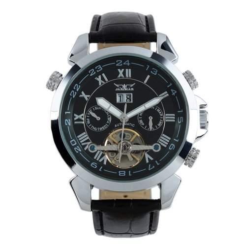 ESS Herrenuhr - Automatikuhr - Armband Uhr- Edelstahl - WM181