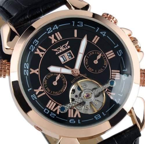 ESS Herrenuhr - Automatikuhr - Armband Uhr- Edelstahl - WM183