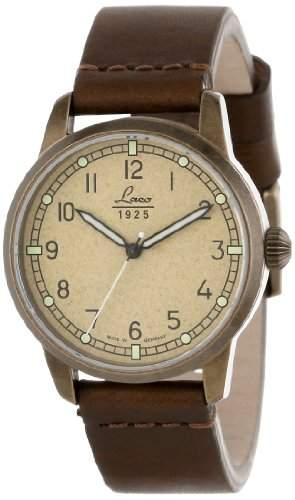 Dame Uhr Laco Used Look 861786