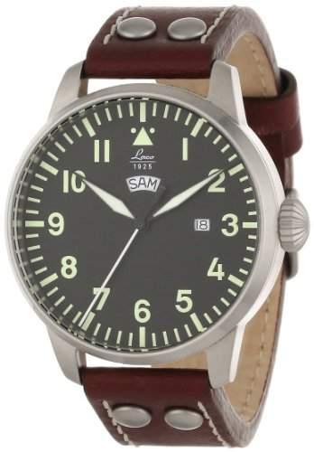 Laco Herren Armbanduhr Genf 861807