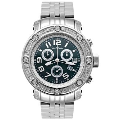 Mens Joe Rodeo Uhren JoJo Apollo Diamond Watch 1 70ct