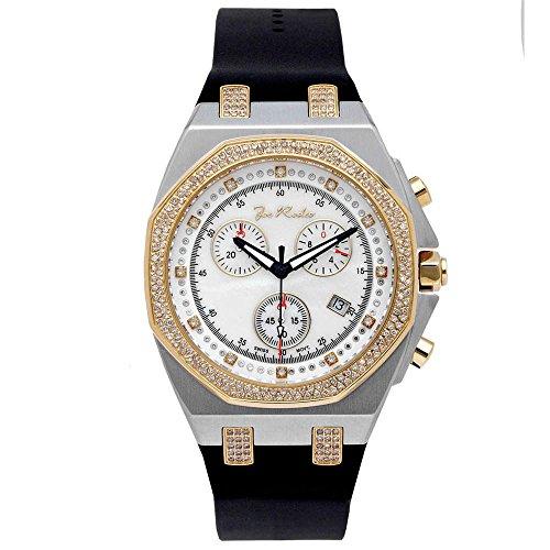 Joe Rodeo Diamant Herren Uhr PANAMA gold 2 15 ctw