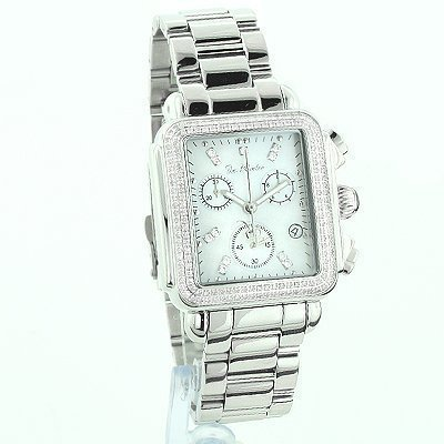 Joe Rodeo Uhren Madison Diamond Watch 1 50ct