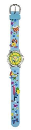 Trendy Kiddy Kinder-Armbanduhr Analog blau KL149