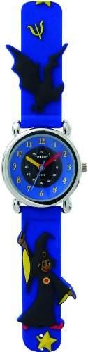 Trendy Kiddy Kinder-Armbanduhr Analog blau KL68