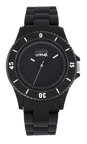 Lulu Castagnette Unisex-Armbanduhr Analog Quarz Kunststoff 37014