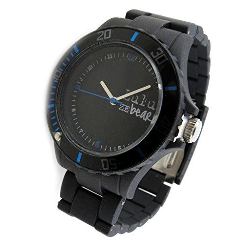 Armbanduhr french touch Lulu Castagnetteblau schwarz