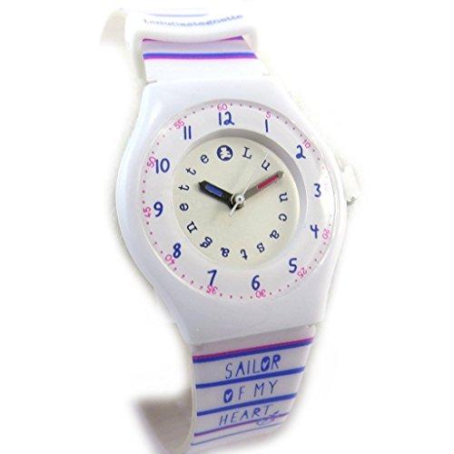 Armbanduhr french touch Lulu Castagnetteblau seemann