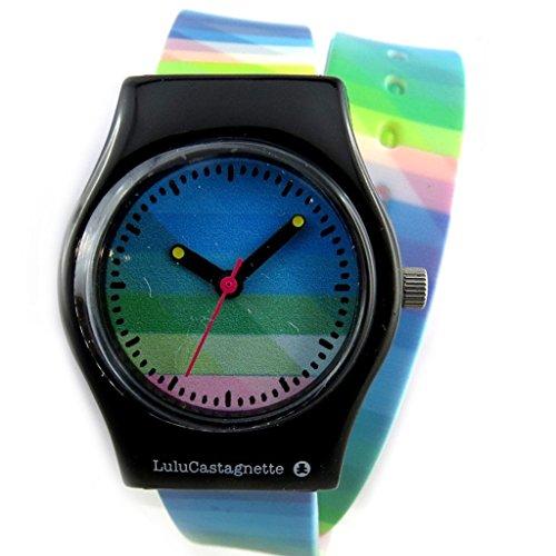 Armbanduhr french touch Lulu Castagnettemehrfarbig