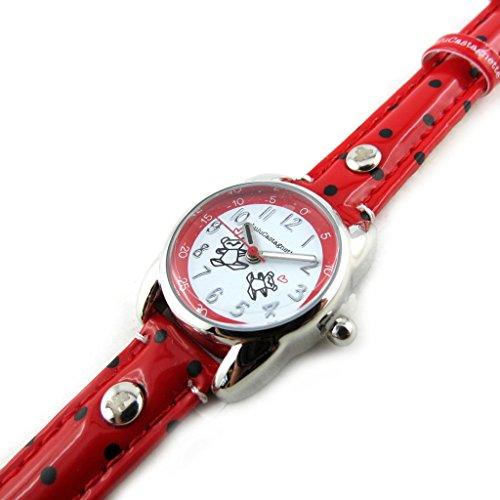 Armbanduhr tochter Lulu Castagnetterot erbsen