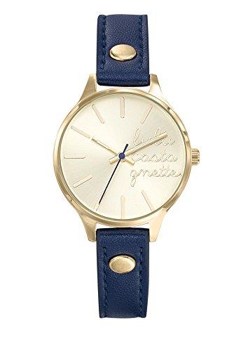 Lulu Castagnette Damen Armbanduhr 38810