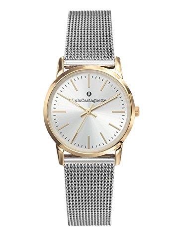 Lulu Castagnette Damen Armbanduhr 38816
