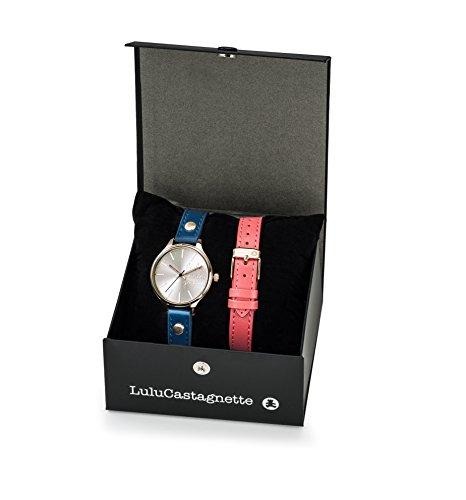 Lulu Castagnette Damen Armbanduhr CLC 02