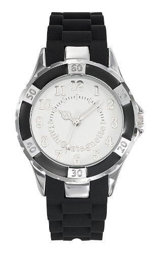 Lulu Castagnette Damen Armbanduhr Analog Quarz Silikon 38730