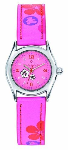 Lulu Castagnette Maedchen Armbanduhr Analog mehrfarbig 38535