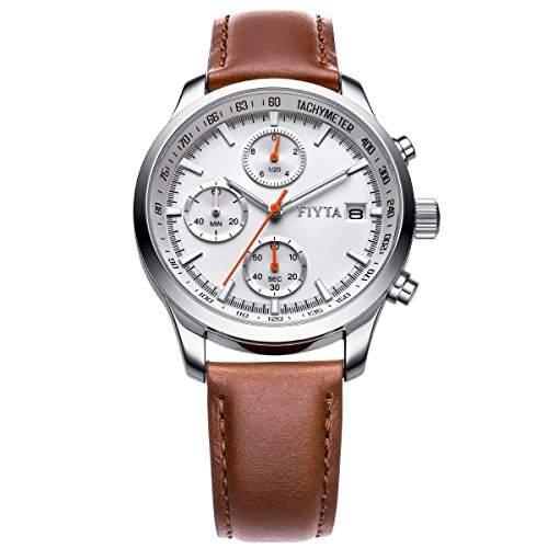 FIYTA Herren Chronograph Quarz Uhr - Elegance
