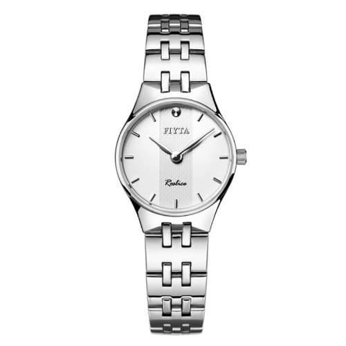 FIYTA Damen Zirkonia Quarz Uhr - Joyart