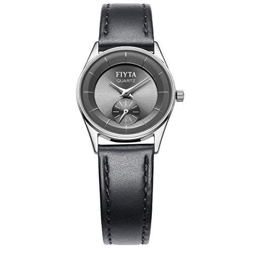 FIYTA Damen Edelstahl Quarz Uhr - Joyart