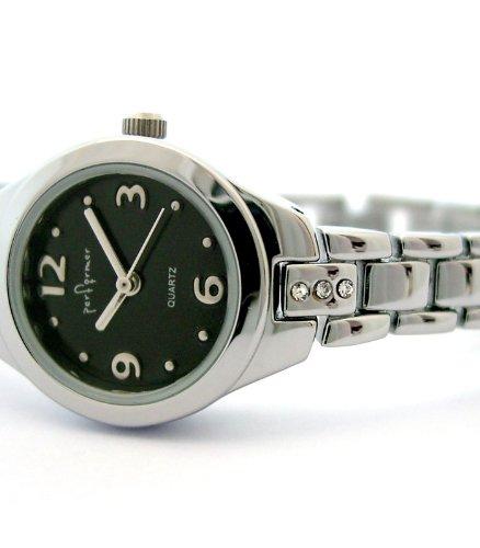 Performer Damen Armbanduhr XS Analog Alloy 7089542