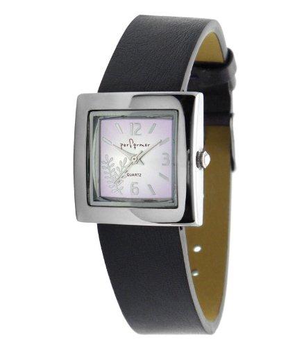Performer Damen Armbanduhr Analog Leder 7073022