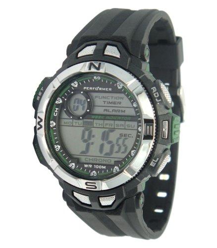 Performer Herren Armbanduhr XL Digital Plastik 70611722