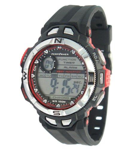 Performer Herren Armbanduhr XL Digital Plastik 70611732