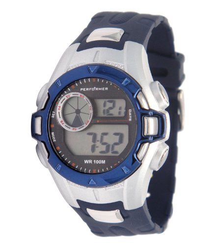 Performer Herren Armbanduhr XL Digital Plastik 70612132