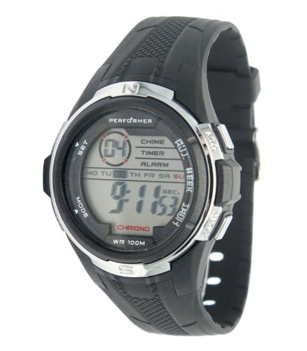 Performer Herren Armbanduhr XL Digital Plastik 70612212
