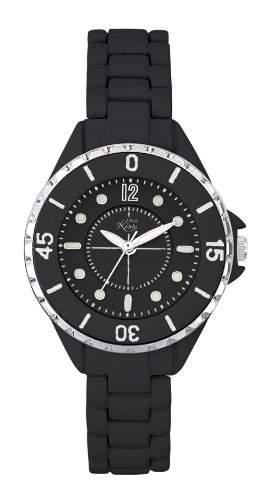Trendy Kiss Damen-Armbanduhr Analog schwarz TM10012-02