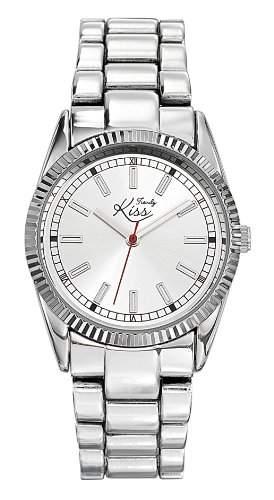 Trendy Kiss Damen-Armbanduhr Analog Quarz Metall TM10038-03