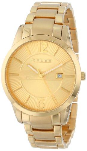 Cross Herren CR8002 77 Gotham Classic Quality Timepiece Armbanduhr