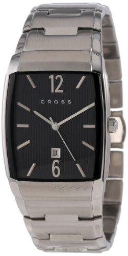 Cross Herren CR8005 11 Arial Classic Quality Timepiece Armbanduhr