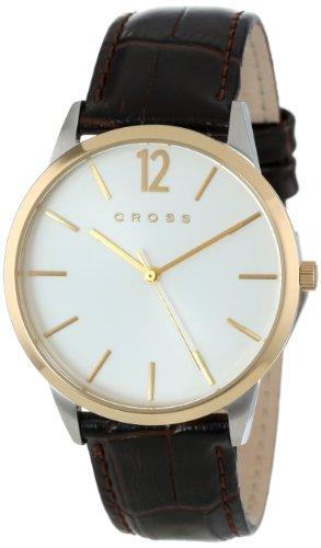 Cross Herren CR8015 05 Franklin Classic Quality Timepiece Armbanduhr
