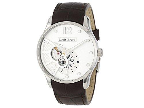 Louis Erard Herren Armbanduhr 1931 Automatik 30208AA01 BDC40