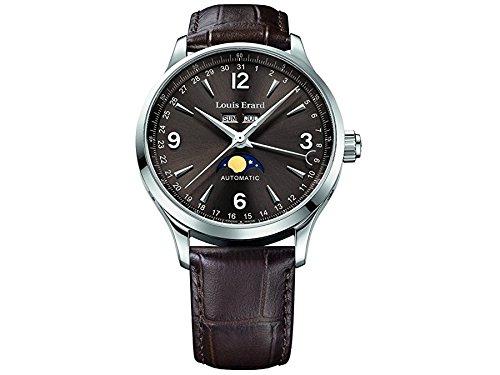 Louis Erard Herren Armbanduhr 1931 Automatik 31218AA06 BDC21