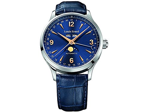 Louis Erard Herren Armbanduhr 1931 Automatik 31218AA15 BDC37