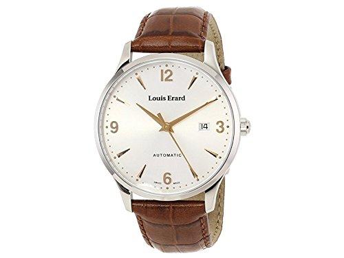 Louis Erard Herren Armbanduhr 1931 Automatik 69219AA11 BDC80