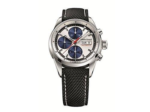 Louis Erard Herren Armbanduhr Heritage Chrono Automatik 78104AA11 BDT10