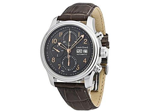 Louis Erard Herren Armbanduhr Heritage Chrono Automatik 78269AA03 BDC36