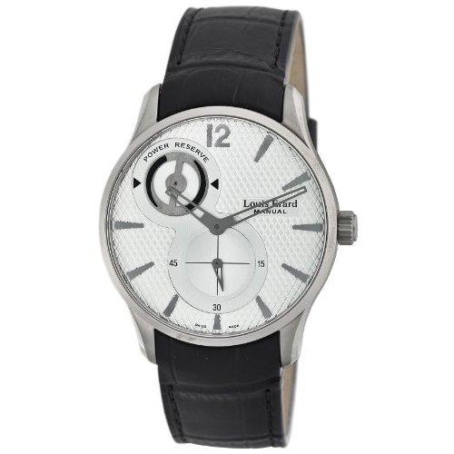 Louis Erard Herren Uhren Handaufzug Analog 53209AS01 BDE03