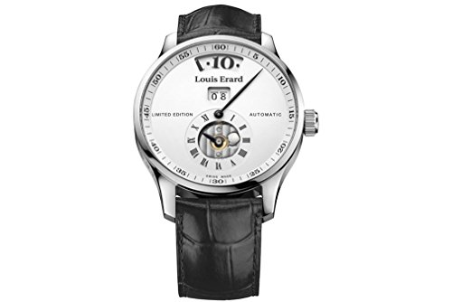 Louis Erard Regulateur Dual Time 1931 Swiss Made Limited Edition Automatique 96222AA12BDC51