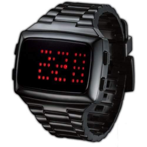 LED Uhr - Herren - L69-098RD-BPU