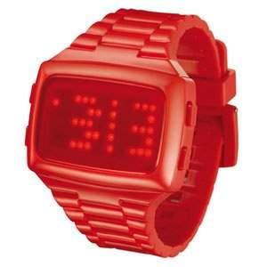 LED Uhr - Herren - L69-098RD-RPU